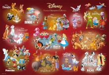 Jigsaw Puzzle Disney Disney Characters Collection 1000 Pieces (51x73.5cm)