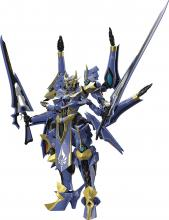 MODEROID Knights & Magic Ikaruga Non-scale PS & ABS prefabricated plastic model