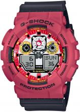 CASIO G-SHOCK GA-100DA-4AJR Men's B...