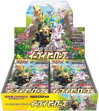 Pokemon Card Game Sword  Shield Enhancement Expansion Pack Eevee Heroes BOX