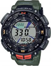 CASIO PROTREK Solar PRG-240-3JF Men's Green