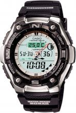 CASIO watch sports gear tide graph men AQW-101J-1AJF