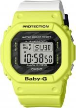CASIO Baby-G Writing Yellow Series ...