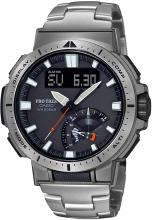 CASIO PROTREK electric wave solar m...
