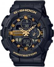 CASIO G-SHOCK GMA-S140M-1AJF Men's Black
