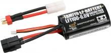 Tamiya Battery & Charger Series LF Battery LF1100-6.6V Racing Pack (M size) 55105