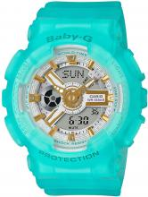 CASIO Baby-G Sea Glass Colors BA-110SC-2AJF Ladies