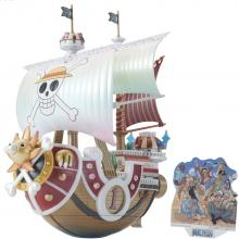 ONE PIECE Great Ship (Grand Ship) Collection Thousand Sunny Memorial Color Ver. Plastic Model