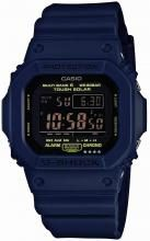 CASIO G-SHOCK radio wave solar GW-M5610NV-2JF blue