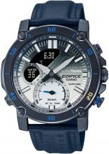 CASIO Edifice Scuderia AlphaTauri Limited Edition Smartphone Link ECB-20AT-2AJR Men's Silver