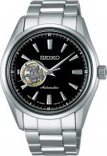 SEIKO Watch Presage Mechanical Automatic (with manual winding) Sapphire glass SARY053 Silver