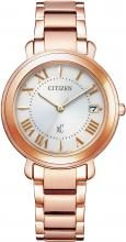CITIZEN xC Hikari Collection Eco Drive EO1202-57A Ladies Pink Gold