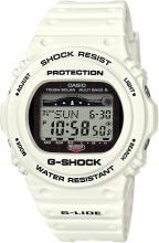 CASIO G-SHOCK G-LIDE radio wave solar GWX-5700CS-7JF Men's White