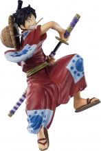 Figuarts ZERO ONE PIECE Monkey D. Luffy (Luffy Taro) Approximately 140mm PVC & ABS pre-painted figure