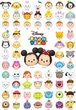 1000Pieces Puzzle Disney TSUM TSUM ...