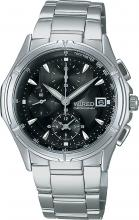 SEIKO WIRED Chronograph Stainless S...