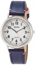 SEIKO SELECTION School Time Five-pointed (pass) crown White Dial Hard Rex (internal irreflection coating) STPX071 Blue