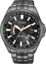 Citizen CB0185-84E Men's Wristwatch, Black