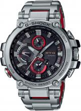 CASIO G-SHOCK MT-G Bluetooth equipped radio solar MTG-B1000D-1AJF Men  s Silver