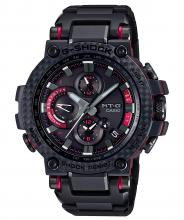 CASIO G-SHOCK MT-G Bluetooth equipped radio wave solar carbon bezel MTG-B1000XBD-1AJF Men's