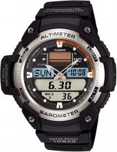 CASIO watch sports gear twin sensor SGW-400H-1BJF black