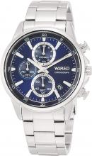 SEIKO WIRED Chronograph Blue Dial H...