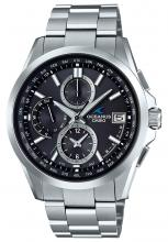 CASIO OCEANUS CLASSIC electric wave solar OCW-T2600-1A2JF Men  s silver