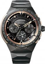 Citizen Wristwatch, Titanium, 50th Anniversary Flagship Model, Limited Model, 550 Pieces, CC4025-82E Eco-Drive GPS Satellite Radio Clock F950 Double Direct Flight