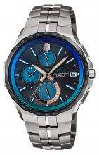 Casio Oceanus Manta Bluetooth equipped radio wave solar 15th Aniversary Limited OCW-S5000C-1AJFMen's Silver