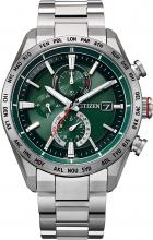 CITIZEN ATTESA AT8181-63W Men's Sil...