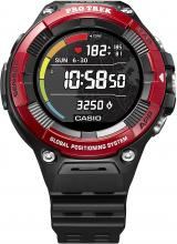 CASIO Smart Outdoor Watch Pro Trek Smart Heart Rate Measurement Function GPS equipped WSD-F21HR-RD Men