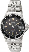 SEIKO Watch Vintage Design Solar SZEV012
