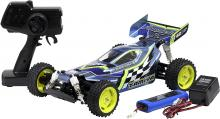TAMITA 1/10 XB Series No.197 Plasma Edge II (TT-02B Chassis) 2.4GHz Pre-painted finished product with radio 57897
