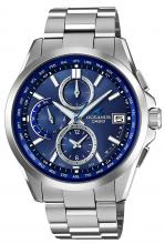 CASIO Oceanus CLASSIC electric wave solar OCW-T2600-2A2JF silver