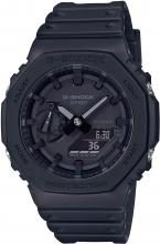 CASIO G-SHOCK Carbon Core Guard GA-2100-1A1JF Men's Black