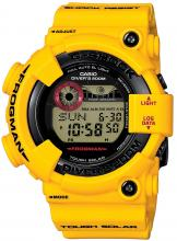 CASIO G-SHOCK 30th Anniversary Lightning Yellow Series FROGMAN Solar Watch GF-8230E-9JR Yellow