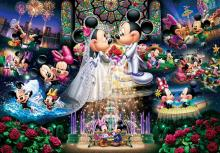 2000Pieces Puzzle Disney Eternal Pr...