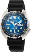 SEIKO PROSPEX Mechanical (with automatic winding) Save the Ocean Series Turtle TURTLE Divers Watch SBDY047Men's Black