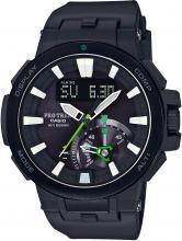 CASIO PROTREK electric wave solar PRW-7000-1AJF black