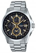 CASIO OCEANUS CLASSIC electric wave solar OCW-T2600-1A3JF Men  s silver