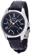 SEIKO Wristwatch Presage Mechanical Automatic (with manual winding) Hard Rex Curve Sapphire Glass Lacquer Dial SARD011
