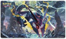 Overseas Pokemon Different Colors Mega Rayquaza Rubber Playmat Pokemon Card Parallel Imports