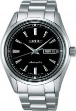 SEIKO PRESAGE Mechanical self-winding (with manual winding) Sapphire glass SARY057 Men's Silver