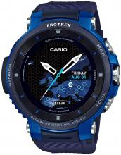 CASIO Watch Smart Outdoor Watch Pro Trek Smart GPS equipped WSD-F30-BU Men's Black