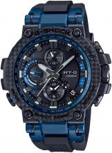 CASIO G-SHOCK MT-G Bluetooth equipped radio wave solar carbon bezel MTG-B1000XB-1AJF Men