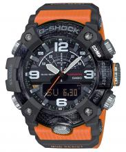 CASIO G-SHOCK Bluetooth equipped carbon core guard structure GG-B100-1A9JF Orange