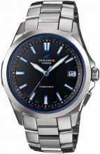 CASIO OCEANUS electric wave solar OCW-S100-1AJF silver