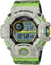 CASIO G-SHOCK World 6 stations compatible radio solar GW-9404KJ-3JR Green