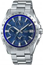CASIO Oceanus CLASSIC LINE Bluetooth equipped radio wave solar OCW-T3000-2AJFMen's Silver