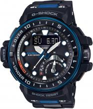 CASIO G-SHOCK Gulf Master World 6 Station Radio Wave Solar GWN-Q1000MC-1A2JF Black